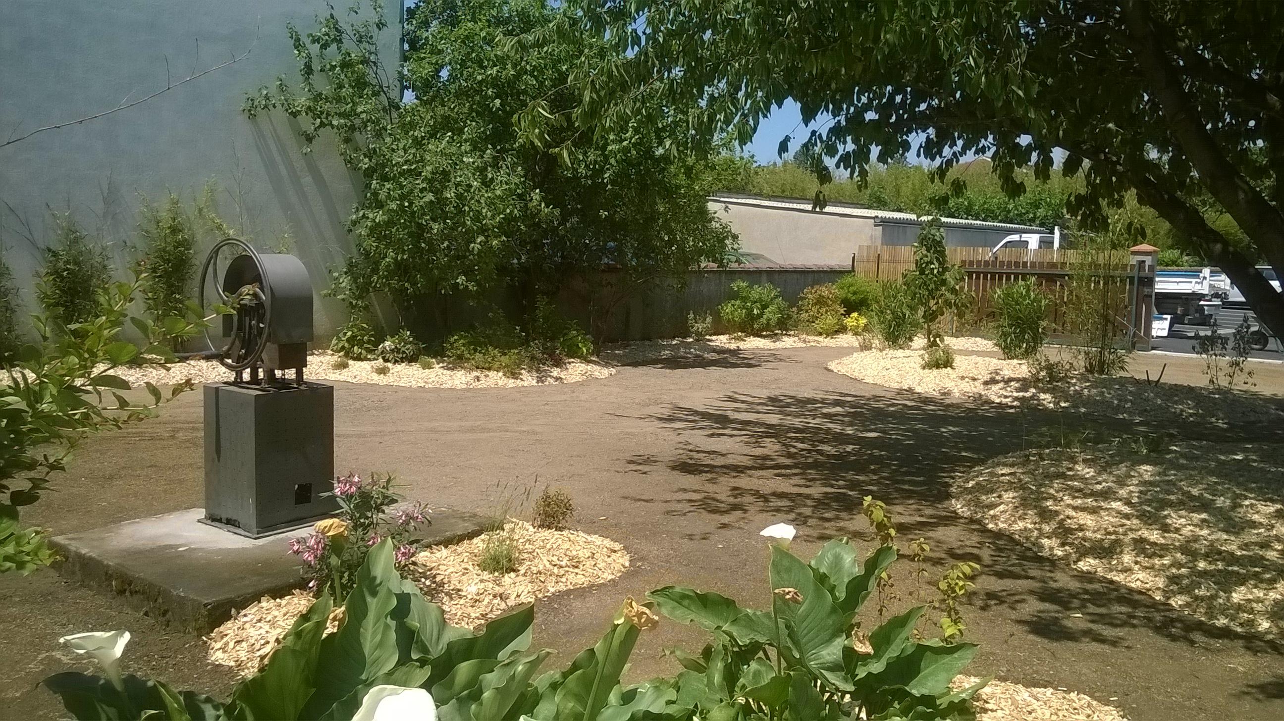 jardin à Blagnac
