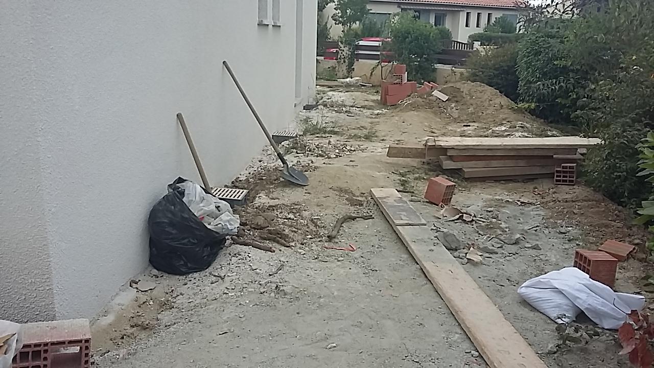 création de jardin à Pibrac