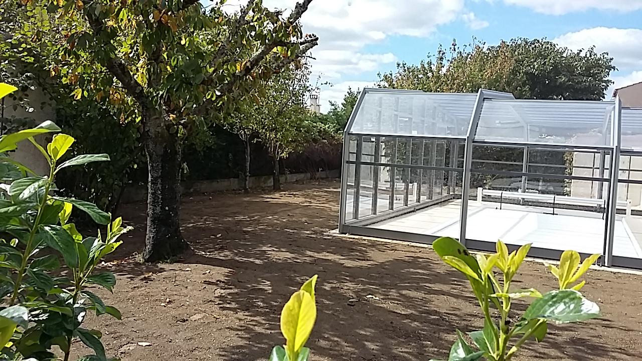 jardin à Pibrac